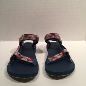 Teva Original Universal Moxie Legion Blue Sandal
